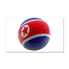 Korea World Cup Ball Car Magnet 20 x 12