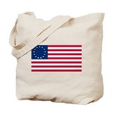 USA Betsy Ross Flag Shop  Tote Bag