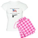 Second Amendment Women's Light Pajamas