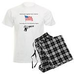 Second Amendment Men's Light Pajamas