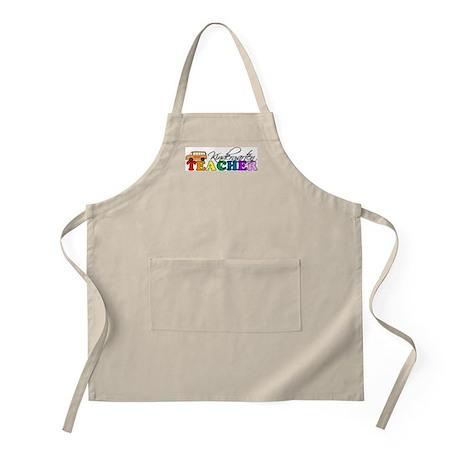 Kindergarten Teacher BBQ Apron