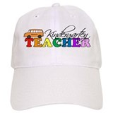 Kindergarten Teacher Baseball Cap