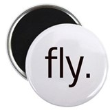 "fly 2.25"" Magnet (10 pack)"