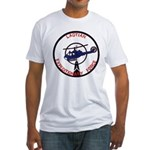 Laotion Expeditionary Force Fitted T-Shirt