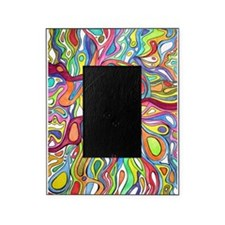 Heartbeat Abstract Picture Frame