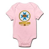 Queensland Emblem Infant Bodysuit