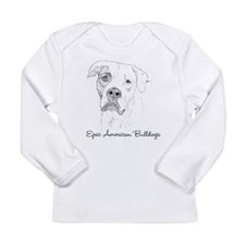 Epic American Bulldogs Long Sleeve Infant T-Shirt