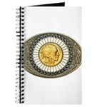 Indian gold oval 3 Journal