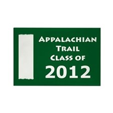 2012 Appalachian Trail - Class of 2012 Rectangle M