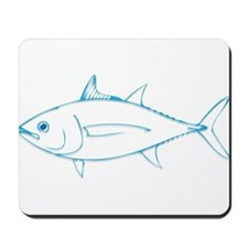 Tuna is Art Mousepad