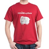 iGrowMyOwn: Sheep T-Shirt