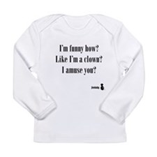 Li'l Goodfellas Long Sleeve Infant T-Shirt