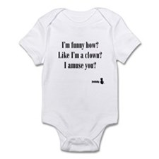 Li'l Goodfellas Infant Bodysuit