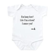 Li'l Goodfellas Infant Bodysuit