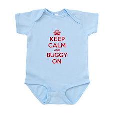 Keep Calm Buggy Onesie
