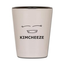 Kimcheeze Shot Glass