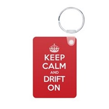 Keep Calm Drift Keychains
