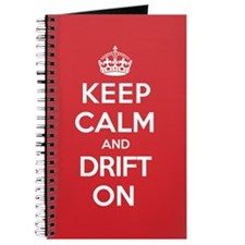 Keep Calm Drift Journal