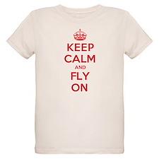 Keep Calm Fly T-Shirt