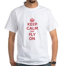 Keep Calm Fly Shirt