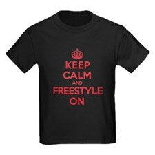 Keep Calm Freestyle T