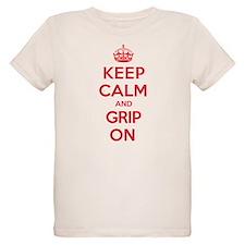 Keep Calm Grip T-Shirt