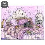 Sighthounds slumber party Puzzle