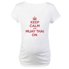 Keep Calm Muay Thai Shirt