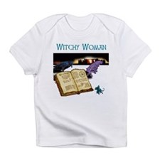 Witchy woman 2.jpg Infant T-Shirt