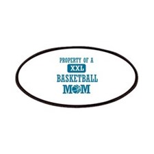 Cool Basketball Mom designs Patches