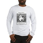 Eye on the Ball Dad Long Sleeve T-Shirt