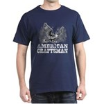 American Craftsman Distressed Dark T-Shirt