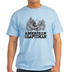 American Craftsman Distressed Light T-Shirt
