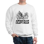 American Craftsman Distressed Sweatshirt