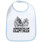American Craftsman Distressed Bib