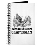 American Craftsman Distressed Journal