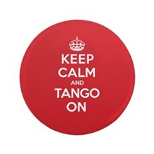 "K C Tango On 3.5"" Button (100 pack)"