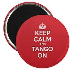 """K C Tango On 2.25"""" Magnet (100 pack)"""