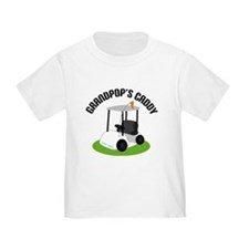 Grandpops Golf Caddy T