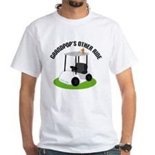 Grandpop Golf Cart Shirt