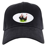 Heavy Breed Roosters Black Cap
