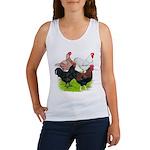 Heavy Breed Roosters Women's Tank Top