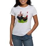 Heavy Breed Roosters Women's T-Shirt