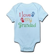 I Love Grandad Infant Bodysuit