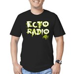 Ecto Radio Men's Fitted T-Shirt (dark)