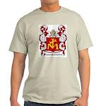 Szaszkiewicz Coat of Arms Ash Grey T-Shirt
