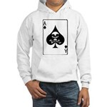Vietnam Death Card Hooded Sweatshirt