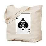 Vietnam Death Card Tote Bag
