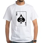 Vietnam Death Card White T-Shirt