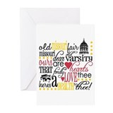Mizzou Girl Greeting Cards (Pk of 10)